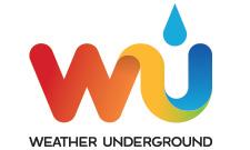Klicka på loggan för väderdata